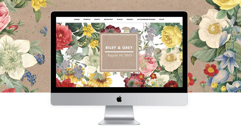 Bloom Design Template